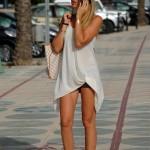 Ibiza 2012 - Ilary Blasi sorpresa con gli skin jewels Stroili Oro foto 4