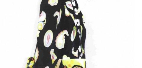 Colorati e tondi gli orecchini Sharra Pagano su D la Repubblica