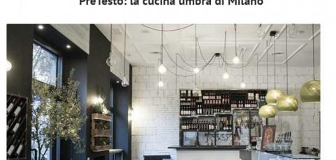 La cucina umbra di PreTesto su ilGiornale.it